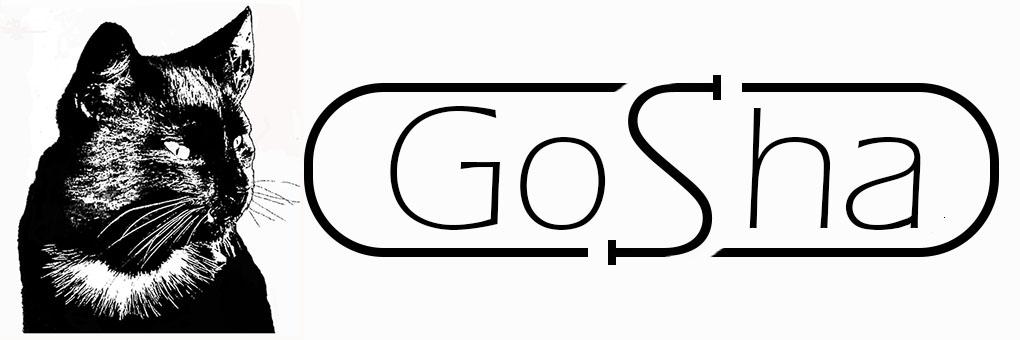 """Логотип сайта """"Гоша"""""""