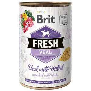 Brit FRESH «Veal with Millet»